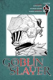 Goblin Slayer, Chapter 24 (manga) book