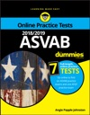 20182019 ASVAB For Dummies With Online Practice