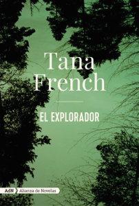 El explorador (AdN) Book Cover