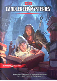 Candlekeep Mysteries (DnD Adventure Book - Dungeons and Dragons) (Dungeons & Dragons)