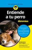 Entiende a tu perro para Dummies Book Cover