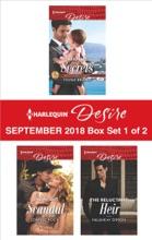Harlequin Desire September 2018 - Box Set 1 Of 2