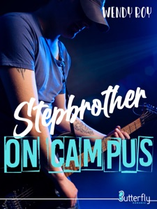 Stepbrother On Campus Book Cover