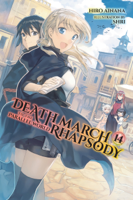 Death March to the Parallel World Rhapsody, Vol. 14 (light novel)