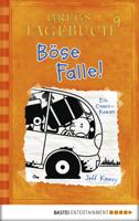 Jeff Kinney - Böse Falle! artwork
