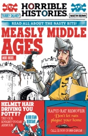 Download and Read Online Horrible Histories: Measly Middle Ages (newspaper edition)