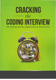Cracking the Coding Interview - 189 Programming Questions and Solutions