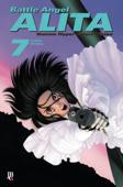 Battle Angel Alita - Gunnm Hyper Future Vision vol. 07 Book Cover