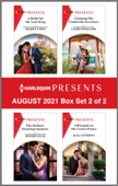 Download and Read Online Harlequin Presents - August 2021 - Box Set 2 of 2