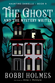 The Ghost and the Mystery Writer book