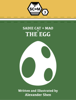Alexander Shen - Sadie Cat and Mao - The Egg  artwork