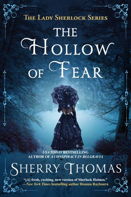 The Hollow Of Fear By Sherry Thomas On Apple Books
