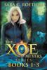 Sara C. Roethle - The Xoe Meyers Trilogy  artwork