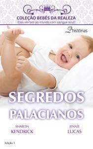 Segredos Palacianos Book Cover