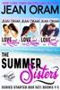 The Summer Sisters: Series Starter Box Set (Books 1-3)