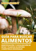 Identificación y Localización de Setas y Plantas Silvestres Comestibles Regionales
