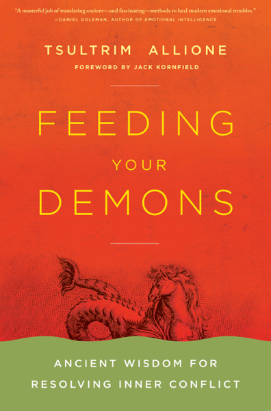 Feeding Your Demons por Tsültrim Allione