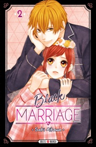 Black Marriage T02 Book Cover
