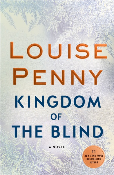 Kingdom of the Blind - Louise Penny book cover