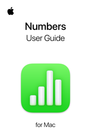 Numbers User Guide for Mac