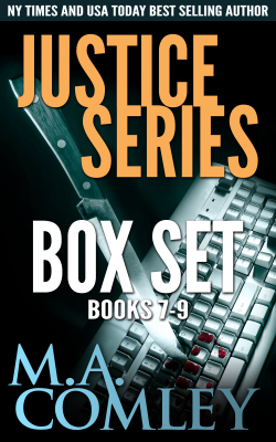 M A Comley - Justice Series Boxed Set Books 7-9 book
