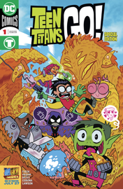 Teen Titans Go! To the Movies (2018-) #1 book
