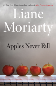 Apples Never Fall Book Cover