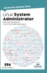 Linux System Administrator Interview Questions Youll Most Likely Be Asked