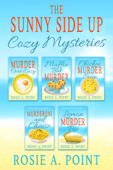The Sunny Side Up Cozy Mysteries Box Set Book Cover
