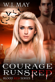 Courage Runs Red - W.J. May book summary