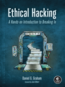 Ethical Hacking Book Cover