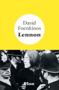 Lennon La couverture du livre martien