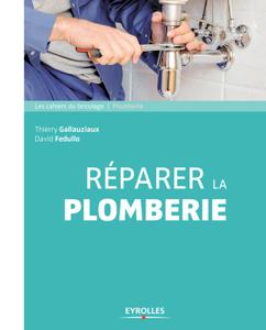 Réparer la plomberie Couverture de livre