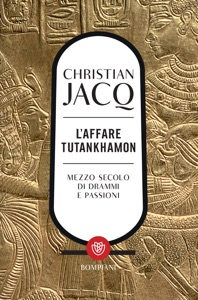 L'affare Tutankhamon Book Cover