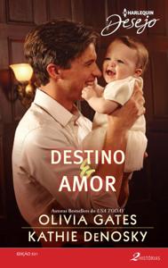 Destino e Amor Book Cover