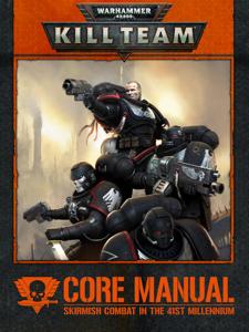 Warhammer 40000: Kill Team Enhanced Edition Cover Book