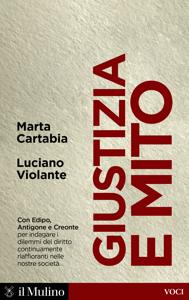 Giustizia e mito Copertina del libro