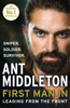 Ant Middleton - First Man In artwork
