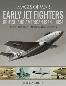 Early Jet Fighters Buch-Cover
