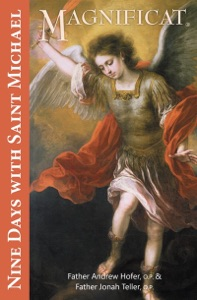 Nine Days with Saint Michael Book Cover