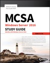 MCSA Windows Server 2016 Study Guide Exam 70-742