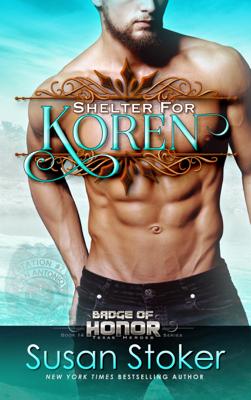 Susan Stoker - Shelter for Koren book
