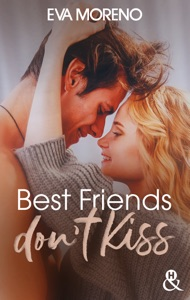 Best Friends Don't Kiss Book Cover