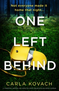 One Left Behind Book Cover