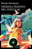 Primera persona del singular Book Cover