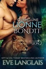 Quand une Lionne Bondit