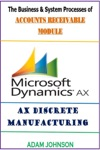 The Business  System Processes Of Accounts Receivable Module For Ax Discrete Manufacturing