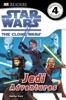 DK Readers L4: Star Wars: The Clone Wars: Jedi Adventures (Enhanced Edition)
