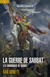 La Guerre de Sabbat Couverture de livre
