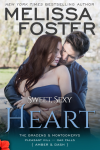 Sweet, Sexy Heart Book Cover